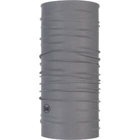 Buff Coolnet UV+ Neck Tube Solid Grey Sedona